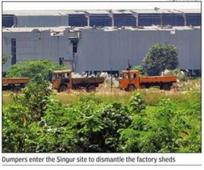Brokers make a beeline for Singur, land prices go up 3-fold in 10 years