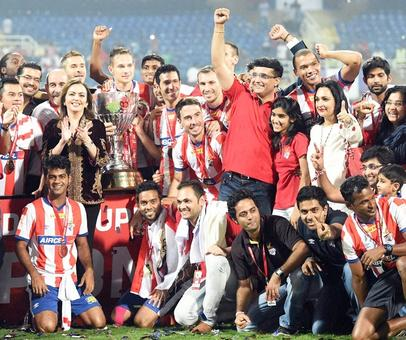 Here's why Atletico Madrid ended link with ISL franchise ATK