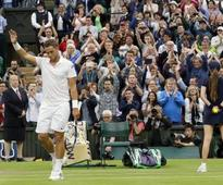 Fairytale won't end here, vows Marcus Willis after loss to Roger Federer at Wimbledon