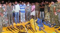 Gadchiroli Encounter: 15 more bodies of Naxals recovered from Indravati river, toll reaches 37