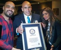 Radio presenters break Guinness World Record for longest live talk show by a team