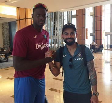 Kohli and Co. arrive in West Indies amid off-field controversy