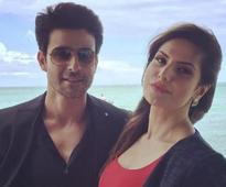 Gautam Rode starts shooting with Zareen Khan for Aksar 2 in Mauritius