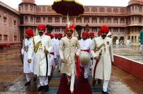 City Palace in Jaipur celebrates Maharaja Padmanabh Singh's 18th birthday