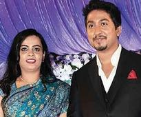 Vineeth Sreenivasan, wife blessed with a baby boy