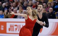 France's Papadakis, Cizeron repeat as ice dance world champs