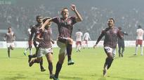 I-League: Duffy's brace helps Mohun Bagan win thriller against Aizawl FC