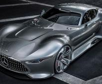 Mercedes-AMG To Build A 1000bhp Mid-Engine Hypercar For 2017