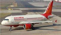 Air India flight aborts take-off after false fire warning
