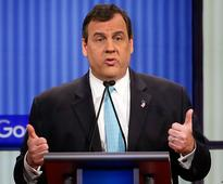WATCH: What Was Chris Christie Trying to Say About Kim Davis?