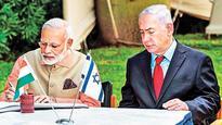Innovation topmost agenda of Israeli PM's visit