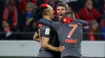 Bayern surge back after early scare to secure Mainz win