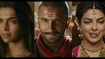 'Bajirao Mastani', 'Masaan', 'Bombay Velvet', and 'Baahubali' nominated at 10th Asian Film Awards
