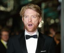 Domhnall Gleeson is being backed for Winnie The Pooh Oscar... before filming begins