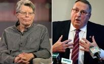 Horror novelist Stephen King fumes at 'racist' Maine governor Paul LePage