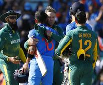CT 2017: India stroll into semi-finals with rout of South Africa
