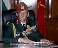 Chinese Army rejects General Rawat's two