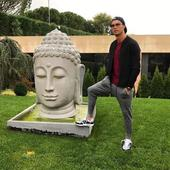 Ronaldo under attack for disrespecting Buddhist community (photo)