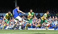 Everton begin post-Martinez era by beating Norwich