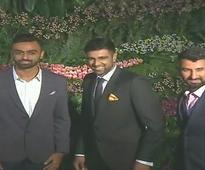 See pics: Anushka-Virat host second wedding reception in Mumbai