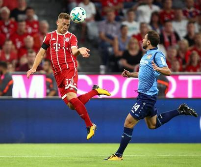 PHOTOS: Champions Bayern off to a smashing start