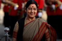 EAM Sushma Swaraj discharged from hospital