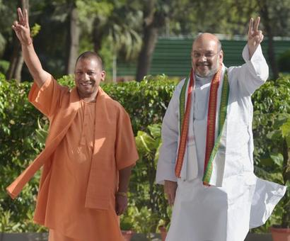 My government will work for all: Yogi Adityanath in LS