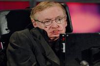 Stephen Hawking hospitalised in Rome for checks