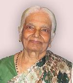 Mary DSouza (86), Bajpe