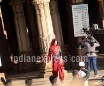 Unseen pics of Shraddha Kapoor at Ok Jaanu's shoot