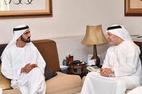 Mohammed bin Rashid offers condolences on death of Mohammed Abdul Khaliq Gargash