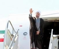 President ends visit to Mashad