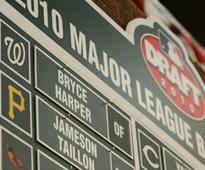 Bryce Harper (toe) not in Friday's lineup