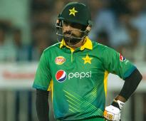 Pakistan's Muhammad Hafeez dismisses PCB Chairman's comments about his national team future