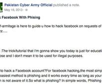 Pakistani, Indian websites prone to cyber-attacks during key events: report