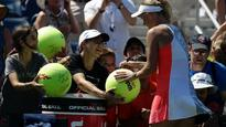 American Townsend inaugurates new Grandstand with near upset