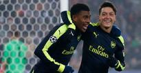 UCL: Arsenal pip PSG to top spot