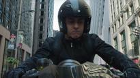 Aamir Khan's new motorcycle has metal from INS Vikrant