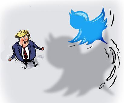 Twitter War: Trump vs badass scientists
