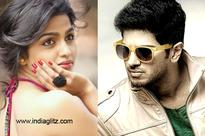 Dhansika turns visually challenged dancer for Dulquer's next!