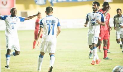 I-League: Churchill Brothers score maiden win against Bengaluru