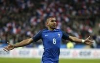 France beats Russia 4-2 on return to stadium after attacks