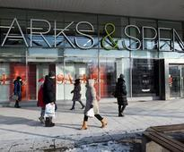 Marks & Spencer beats forecasts with clothing growth