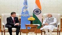 UNGA president-elect, PM Modi, discuss need for UN action on terrorism, UN reforms