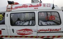 At least six killed in Pakistan tanker crash