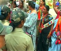 Angul SP injured in BJP-BJD clash