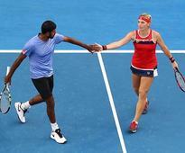 Indo-Hungarian pair Bopanna-Babos in Australian Open mixed doubles final