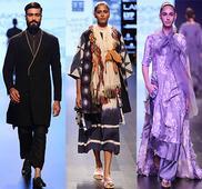 Karishma Shahani Khan, Ujjawal Dubey and Myoho Showcased Stylish Fashion Statement at Lakme Fashion Week Winter/Festive 2016