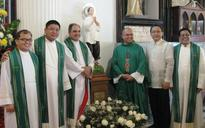 Pope Francis names Filipino priest as new bishop of Saipan