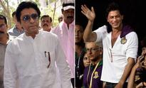 Shah Rukh Khan is not a terrorist, let him enter Wankhede stadium: Raj Thackeray